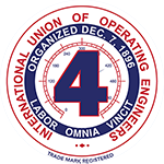 IUOE Local 4 Logo